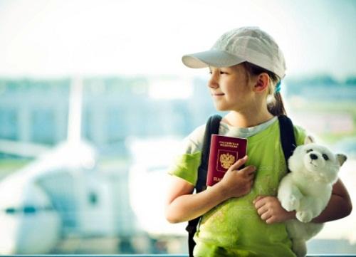 Dịch vụ trẻ em đi một mình từ 6 tuổi đến dưới 15 tuổi