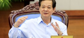 Thủ tướng Nguyễn Tấn Dũng chủ trì Phiên họp Chính phủ thường kỳ .
