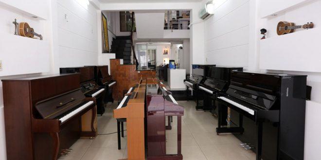 Bán đàn piano điện yamaha cũ ở đâu uy tín